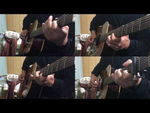 【ギター】orion/米津玄師 Acoustic Arrange【多重録音】