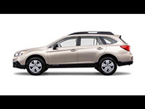 2017 Subaru Outback 2 5i Youtube