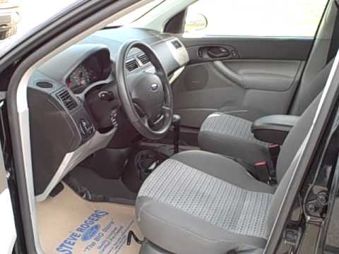 Toledo, Ohio 2007 Ford Focus ZX4 at Steve Rogers Ford