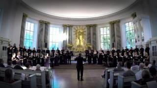 O Tod, wie bitter bist du (Max Reger) - Sofia Vokalensemble & Svenska Kammarkören