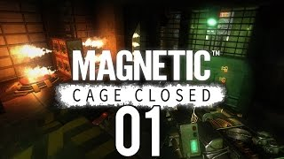 Magnetic: Cage Closed Gameplay Part 1 (Playthrough) 1080p60fps