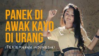 Download lagu Safira Inema - Dj Panek Di Awak Kayo Di Urang (Official Music Video ANEKA SAFARI)