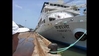 Cruise Ship to Kavaratti, Untouched Coral Paradise