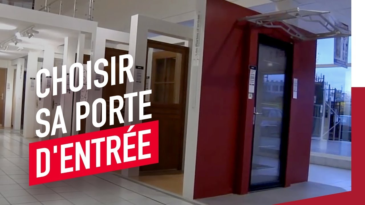 Lapeyre Des Portes D 39 Entr E Alliant Esth Tique Isolation Et S Curit Youtube