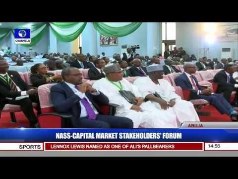 NASS Capital Market Stakholders' Forum Day 2 Pt 10