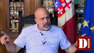 Exclusive Online Defense: The last interview with the Military Navy csm, de.m. Giorgi