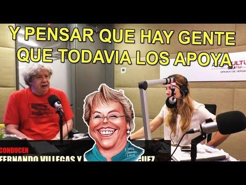 """Fernando Villegas a Bachelet: """"Su legado es un paquete con caca"""" (13/11/2017)"""