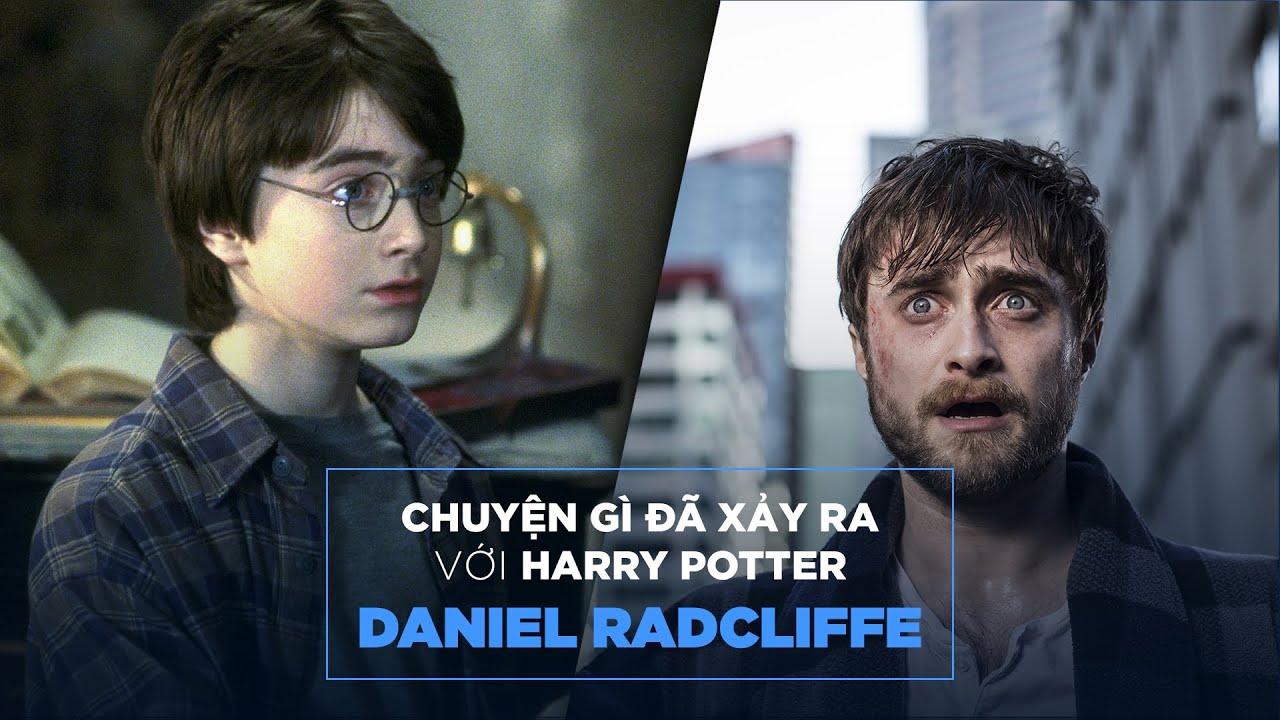 """Chuyện Gì Đã Xảy Ra Với """"Harry Potter"""" Daniel Radcliffe?"""
