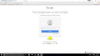 [Tuto] Comment créer et supprimer son compte Google - Gmail