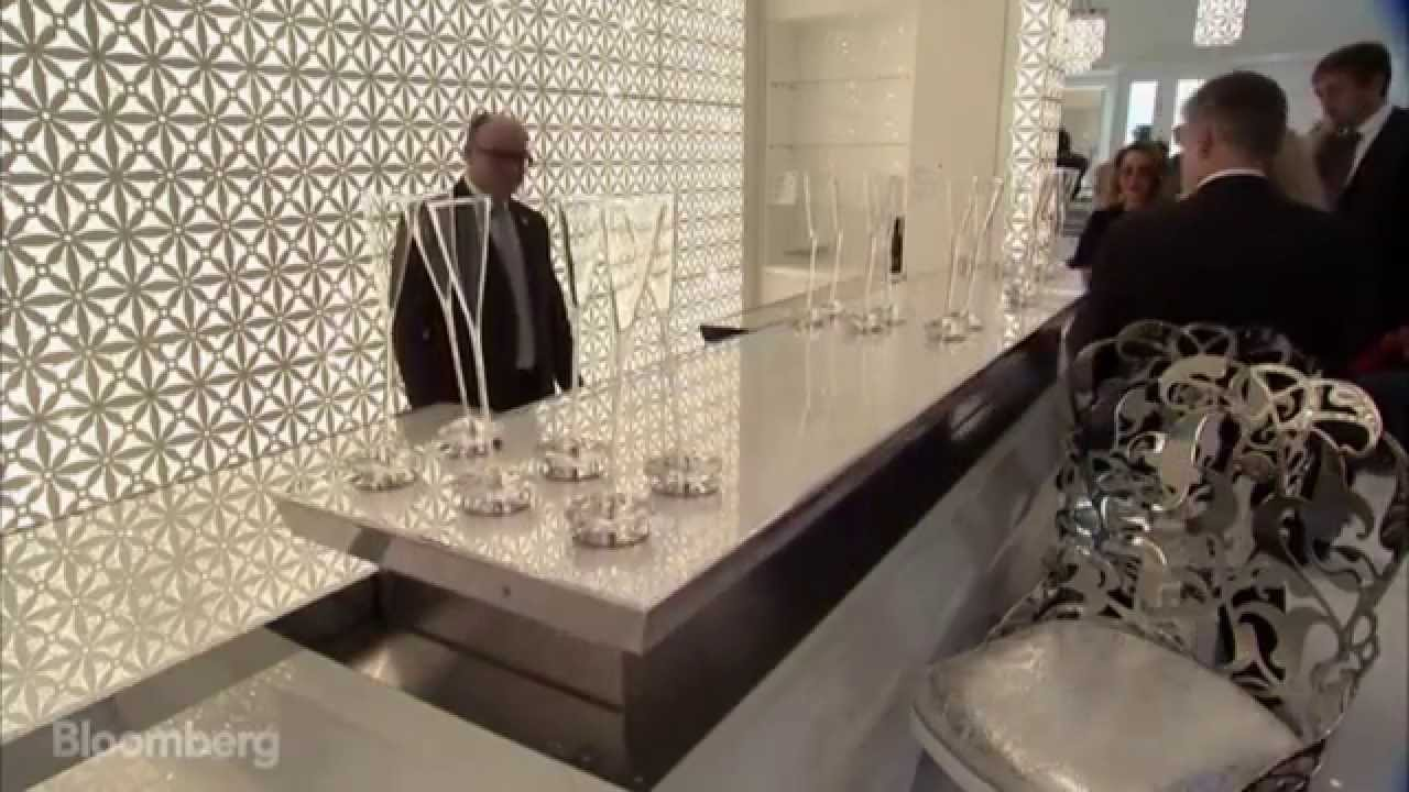 The High-Tech Kitchen Hidden in an $80K Table - YouTube