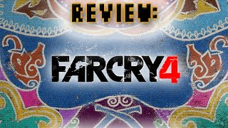 Review: Far Cry 4 (Video Game Video Review)