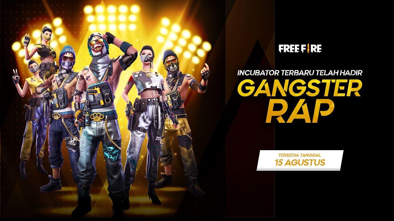 Miliki Bundel Kece dari Incubator Terbaru, Gangster Rap! | Garena Free Fire Indonesia