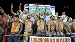 Sights and sounds: Football vs. North Texas [Aug. 30, 2014]