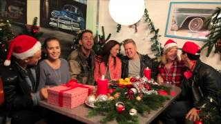 BACKSTAGE TV: Grease julekalender 18. december - Rock n´Roll Party Queen