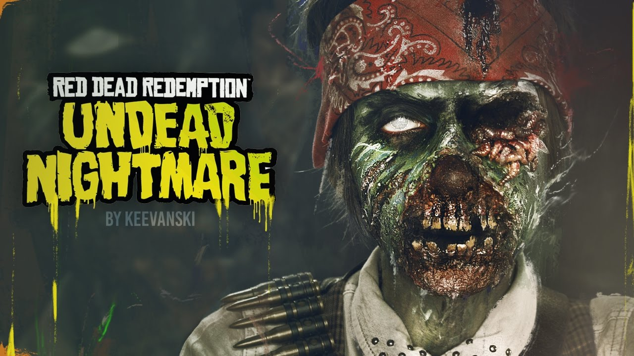 Where Is The Chupacabra In Red Dead Redemption Undead Nightmare: Undead John Marston · Cosplay · Zombie Missing Eye SFX
