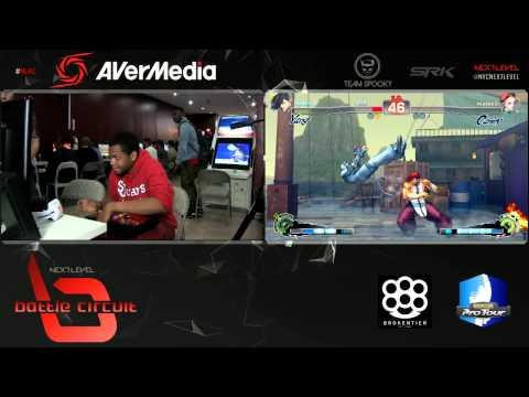 Next Level Battle Circuit #92 ft Ultra Street Fighter 4 - Part 2