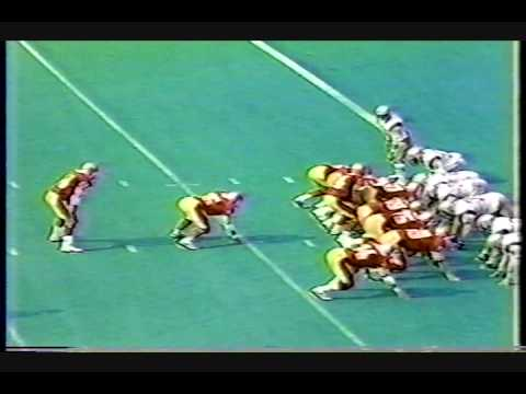 1983 USFL Playoff Chicago Blitz At Philadelphia Stars