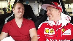 My Awkward Interview With Kimi Räikkönen