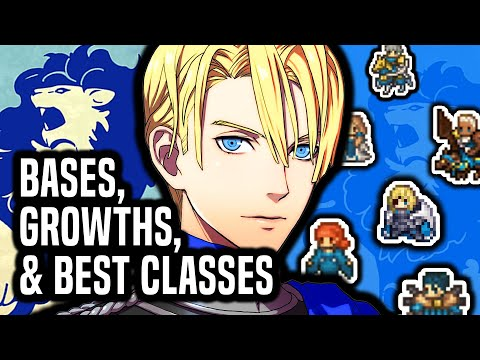 Blue Lions Students Guide: Base Stats, Growth Rates & Best Classes - Fire Emblem Three Houses
