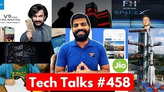Tech Talks #458 - Vivo V9, Cheap iPad, AirTel Free 30GB, ISRO Launch, Samsung J7 Prime 2 iPad 検索動画 19