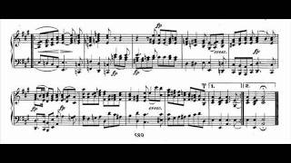 Jörg Demus plays Schumann Album für die Jugend Op.68 - 43. Sylvesterlied