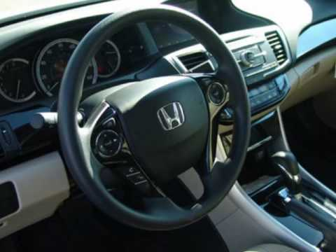 2017 Honda Accord Sedan Lx Cvt Enterprise Al