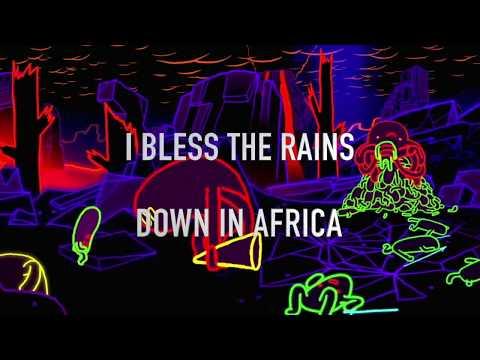 Toto - Africa (Ale Mora Remix) [Lyric Video]