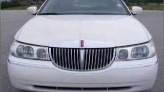 2001, LINCOLN, TOWN CAR, Lee Motor Company/ Lee Nissan 800-8