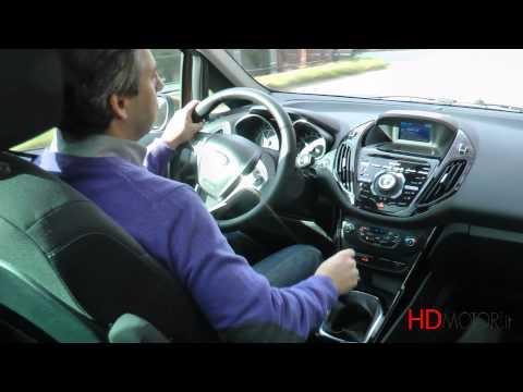Ford B-Max 1.6 TDCi test drive da HDmotori.it