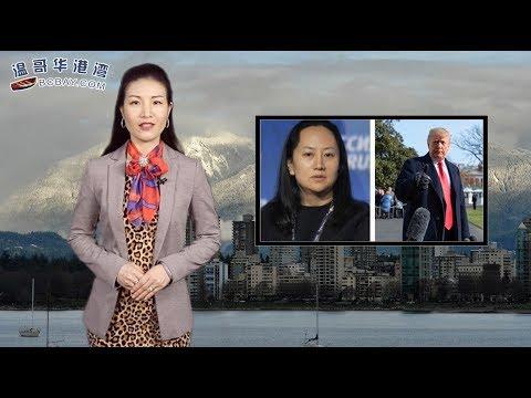 川普言论曝光后加拿大人彻底怒了 不如放人  |  北京证实拘加外交官 指加方逮孟未及时通报  |  数十万难民返回叙利亚 不包括来加拿大的几万人 (《港湾播报》20181212)