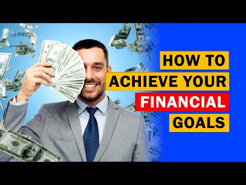 10 Ways to Achieve Your Financial Goals in 2020