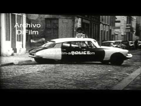 "DiFilm - Trailer del film ""Le temps des loups"" 1969"