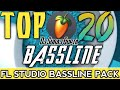 Top 200 BassLine Pack for Fl studio || Free Download || Dj Suraj Gupta || Technical By Suraj || free
