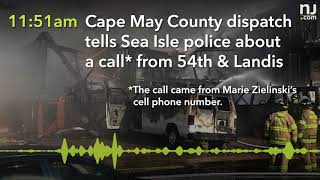 911 calls from 2018 fatal fire in Sea Isle