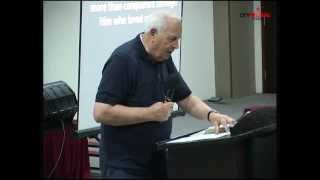 Church Camp Session 4 - excerpts of sermon by Rev. Dr. Jerry Horner on 17th August 2013.