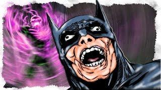 Бэтмен ЗАПУГИВАЕТ преступников Готэма. Флэш против Черного Гонщика \ Сюжет. DC Comics Ч.5