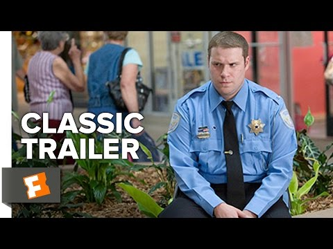 Observe & Report (2009) Official Trailer - Seth Rogen, Ray Liotta Movie HD