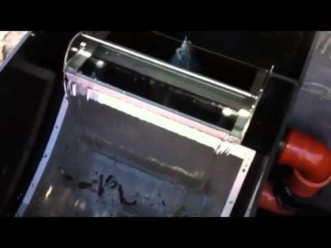 eigenbau schwerkraft bogensieb filter sieve f r schwimmteich aus pe youtube. Black Bedroom Furniture Sets. Home Design Ideas