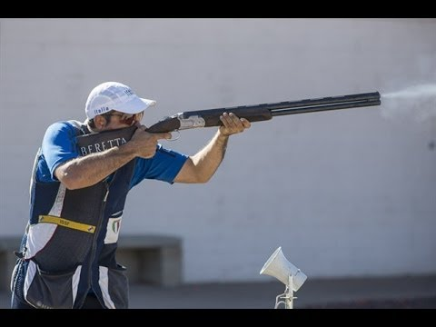 Skeet Men Highlights - ISSF Shotgun World Cup 2014, Tucson (