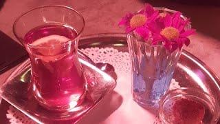 Bir Bardak Çayın Güzel Servis Edilmesi