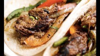 STEAK FAJITAS with ASIAN SEASONING I Cách làm món TACO THỊT BÒ của Mễ ngon mê ly.