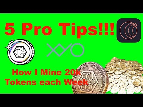 5 Pro Tips For COIN App Geomining XYO