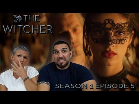 Download The Witcher Season 1 Episode 5 'Bottled Appetites' REACTION!!