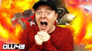 Exploding an F1 Car Mid Race!! | Olli43