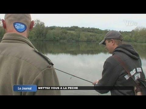 Pêche : Ça mord dans le Val d'Oise