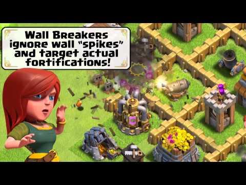Sneak Peek #3: New Wall Breaker AI