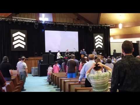 Wow!  Is this really Eastern Hills Baptist Church?!!
