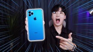 [ENG SUB] 갤럭시노트10 빠이?! [아이폰11 유출!/디자인/색상/카메라/출시일/가격 등등] (iPhone11 Leak!/Design/Release etc.)