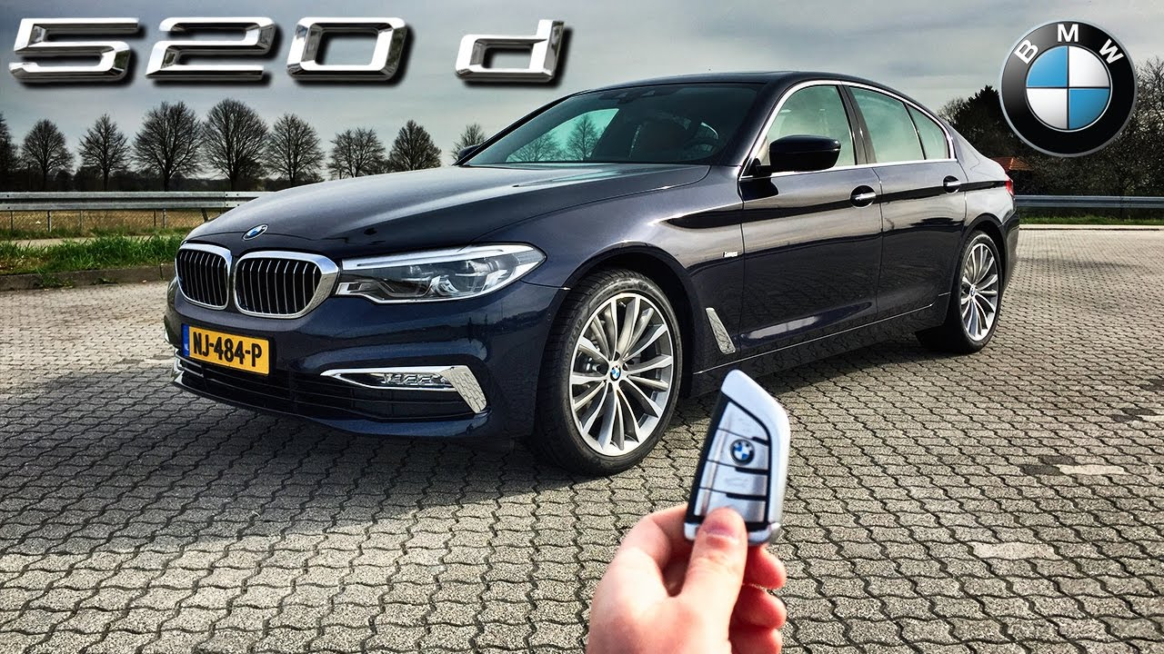 bmw 5 series 2017 review g30 520d pov test drive by autotopnl youtube. Black Bedroom Furniture Sets. Home Design Ideas