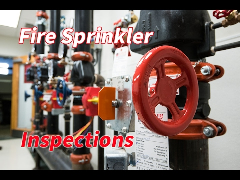 Fire Sprinkler Inspections Easton PA